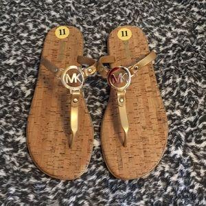 Michael Kors sandals. NWOT